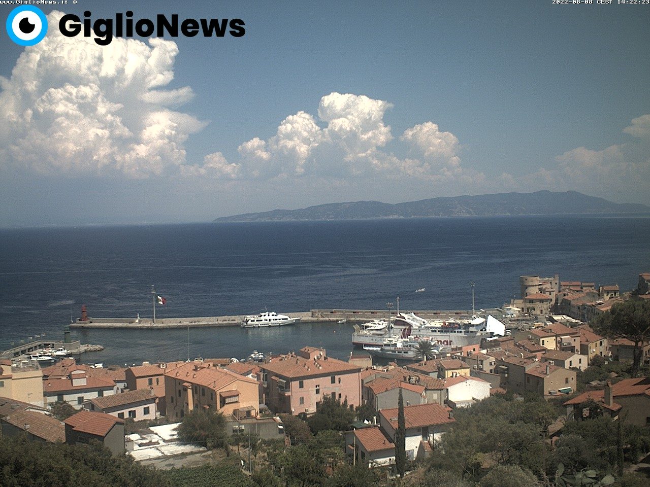 webcam isola del giglio n. 46831