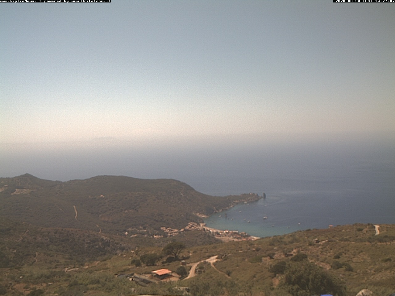 Webcam arcipelago toscano
