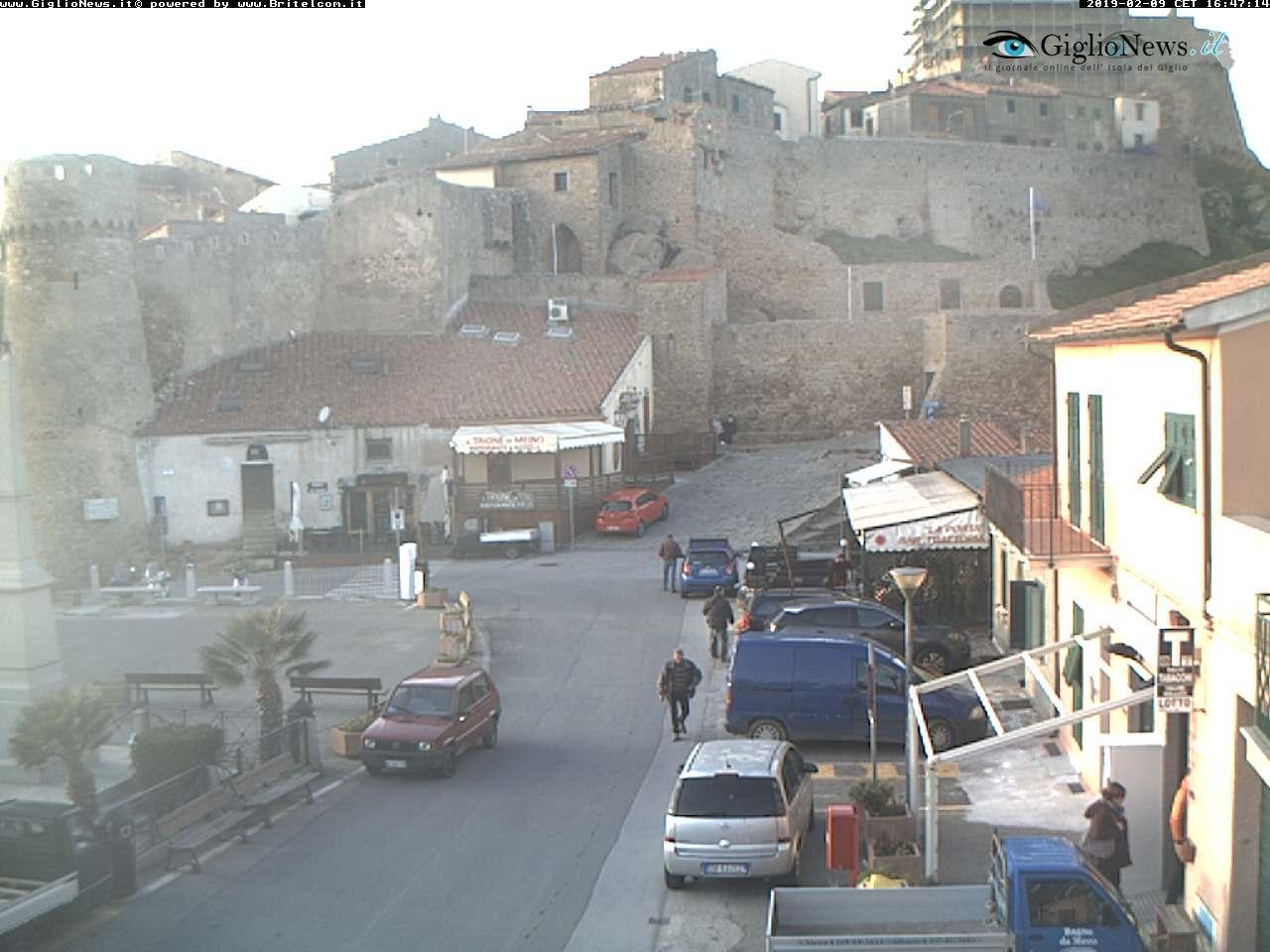 Isola Del Giglio – Castello, Grosseto